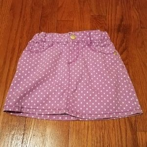 Gymboree Girls Denim Skirt